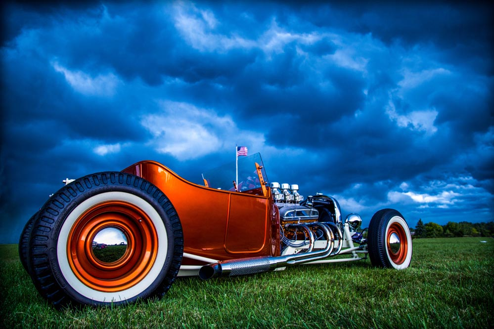 Coldwater Classic Car Show